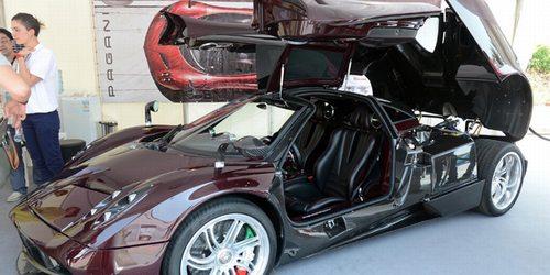 虽然售价高达2300万人民币,但这辆豪车在第一天就被买家预定了