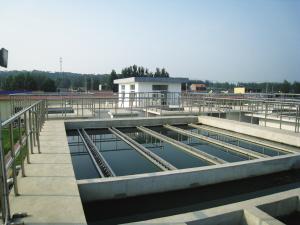 江苏省单体最大的农村饮用水工程—赣榆县塔山水厂