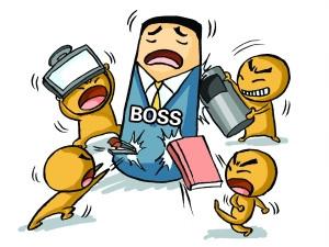 职场纠纷需理性