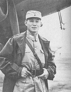孙立人/中华民国将领孙立人,摄于中国远征军时期资料图