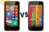 Lumia 630 vs Moto G��ǧԪ���ۻ�ĶԾ�
