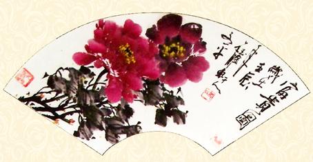 胡文平 张海——中国书画两大家作品鉴赏(组图)图片