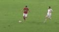 中超视频-郜林边路带球突然起脚 势大力沉中柱