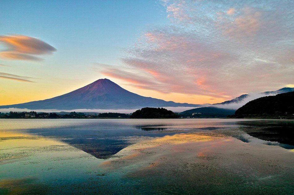 日本摄影师镜头下的多面富士山(高清组图)图片