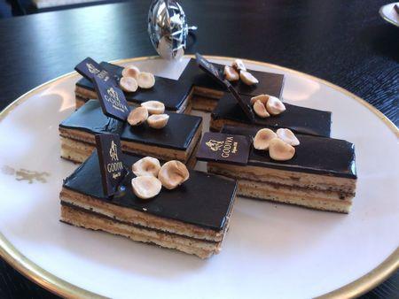 歌帝梵巧克力蛋糕