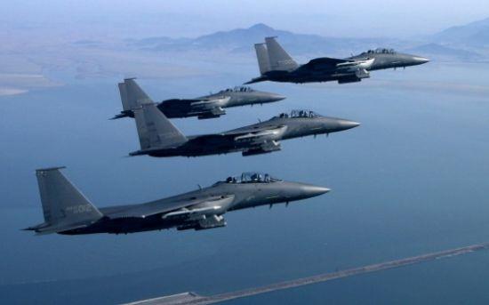 朝鲜米格31战斗机_韩媒:疑似朝鲜米格29越界 F-15K获击落命令(3)-搜狐军事频道