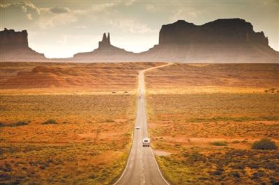 图/gettyimages   美国公路之旅推荐   1970年代,有一首著名的英文