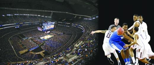 NCAA,美国大学篮球联赛,为何这么火?(图)