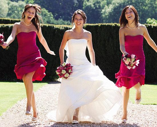 英媒调查显示近三成新娘婚后与伴娘友谊破裂