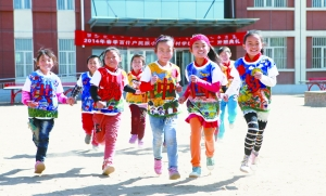 乡村少年宫给孩子们带来欢乐