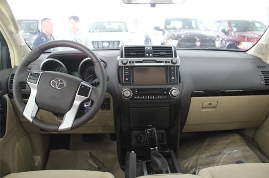 [天津港]2014款霸道2700有现车 39.5万元