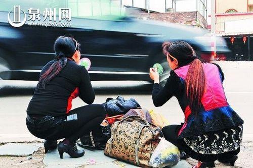 哭灵女_网传福建哭灵女收入超白领每月20多天在哭(图)-搜狐福建