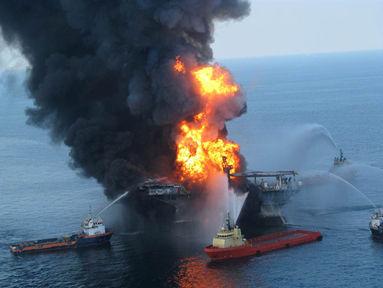 人类健康启示录(八):墨西哥湾漏油事件