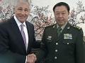 中美军方高层罕见唇枪舌战