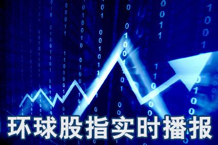 环球股指:美股收低道指跌1.62% 纽约金价涨1.1%