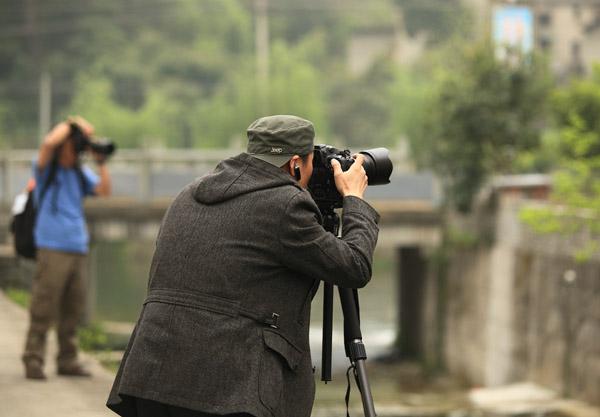 签约摄影师开化采风活动掠影(组图)