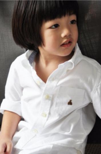陈慧琳的大儿子