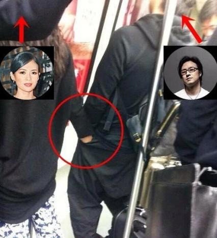 据香港媒体报道,章子怡与男友汪峰爱得痴缠