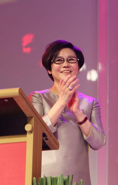 中国电影导演协会会长李少红