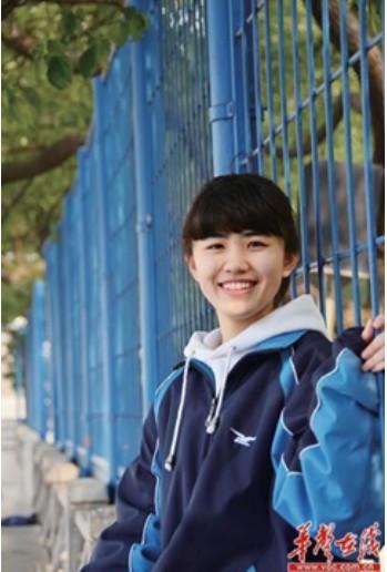 复旦21岁学霸生活照_长沙女神学霸素颜走红 轻松学数学得满分(图)-搜狐苏州