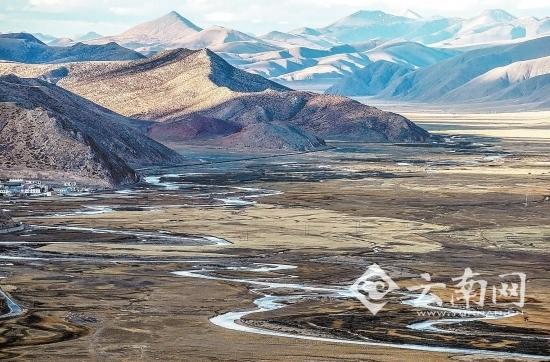 激情拍摄:滇藏线上的魅力与神奇