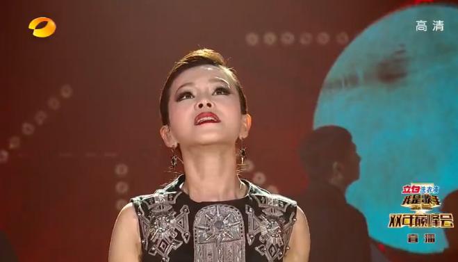 我是歌手第二季第_我是歌手第二季双年巅峰会 鹿港小镇彭佳慧展扎实唱功