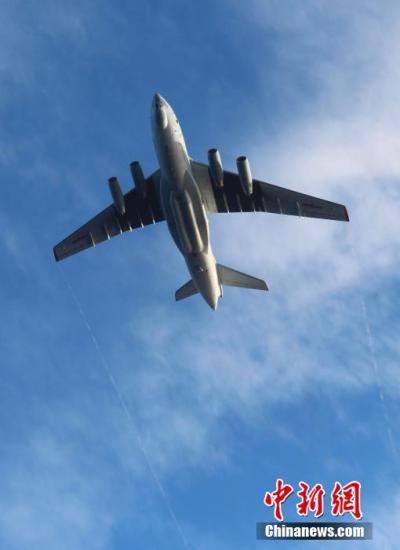马航客机仍失联原因_中国海空军在南印度洋任务海区联合搜索马航失联客机