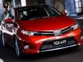 [海外新车]配置提升 全新第十一代丰田卡拉罗