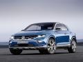 [海外新车]全新小型SUV概念车 大众T-ROC