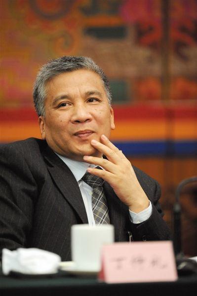 中国科学研究院副院长丁仲礼。