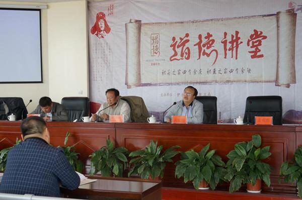 优秀村支书宣讲发人深省 党员干部展开热烈讨论