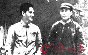 而就在前不久,毛泽东和周恩来从陕北来信要她(宋庆龄)物色一位公平
