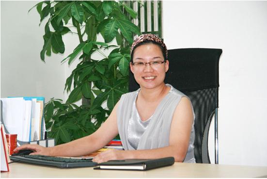 成人用品行业第一女强人、净果国际总裁梁耘菲女士