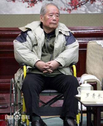 罗青长出席纪念周恩来逝世30周年活动。(中红网红色图库)