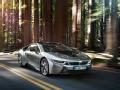 [海外新车]2014款宝马i8量产版 夜路测试