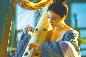 《王朝的女人·杨贵妃》