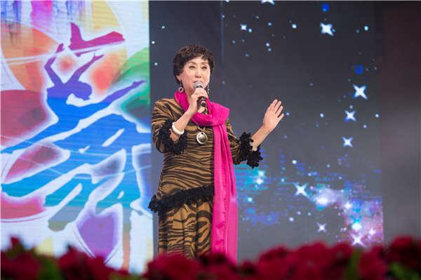 陈爱莲:全国政协委员、中国舞蹈家协会副主席