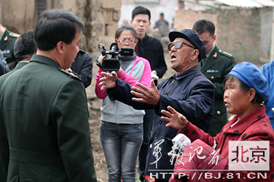 娄烦县人武部:还上72年前八路军借的粮