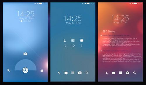 2K屏无边框设计 三星Note 4概念图曝光第3张图