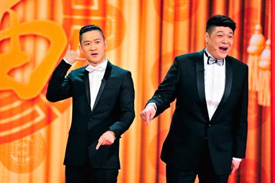 曹云金和刘云天在央视马年春晚合作了相声《说你什么好》。