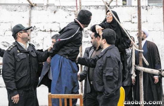男子行刑前被受害人母亲打耳光后救下 逃过死罪(图)图片