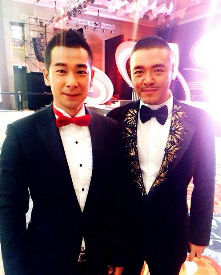 搜狐时尚独家采访 顶级大腕们的最爱设计师张帅图片