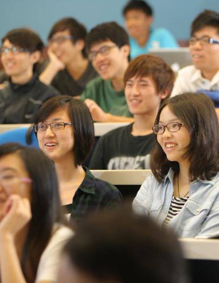 香港城市大学资料图片