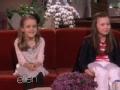 《艾伦秀第11季片花》S11E137 8岁萝莉捐赠两万美金食物