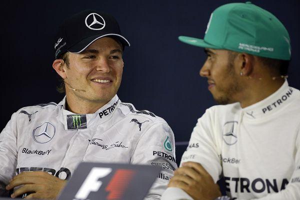 图文:2014赛季F1中国站正赛 赛后新闻发布会