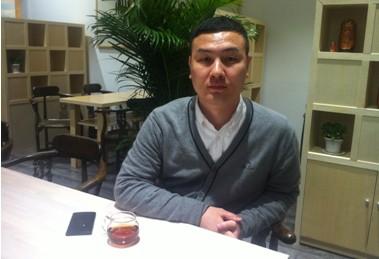 荷兰设计展副秘书长袁小山