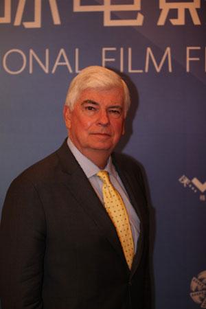 美国电影协会全球主席克里斯托弗-多德