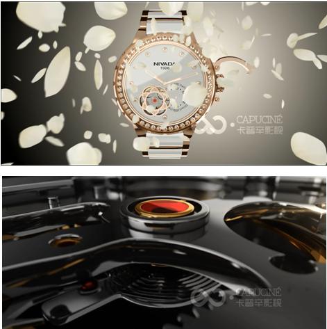 与DIOR、劳力士比肩,中国手表广告的巅峰之作