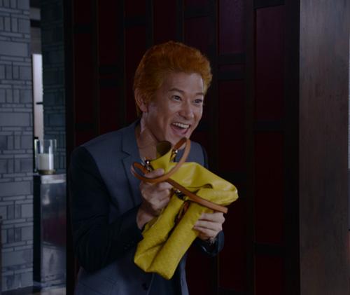 矢野浩二《最佳嫌疑人》黄毛造型