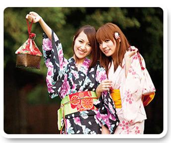 樱花国际日语教你做浴衣手包